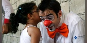 Luis Francisco Vasconcelos que largou a advocacia para ser clown